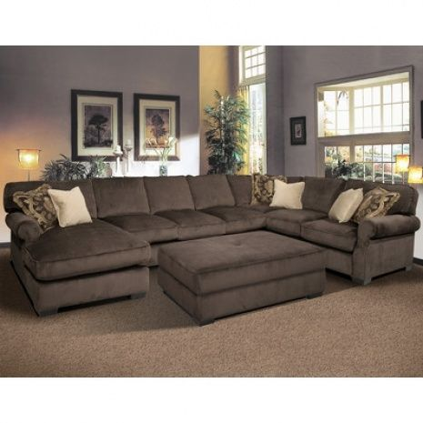Sectional Sofas With Sleepers  sc 1 st  Pinterest : sectional couch with bed - Sectionals, Sofas & Couches