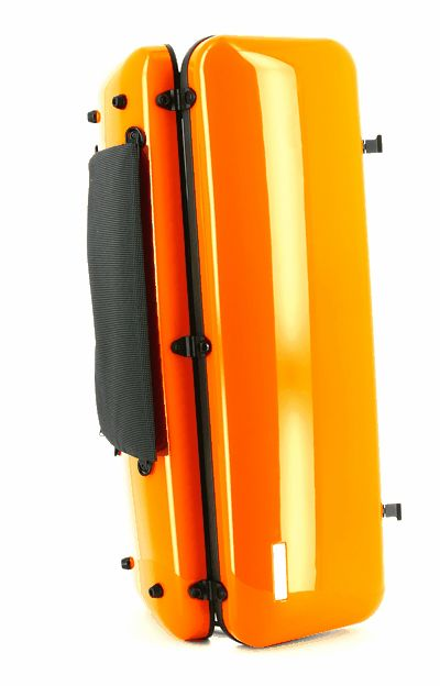 Estuche Violin Gewa Air Rectangular 2.0 Naranja