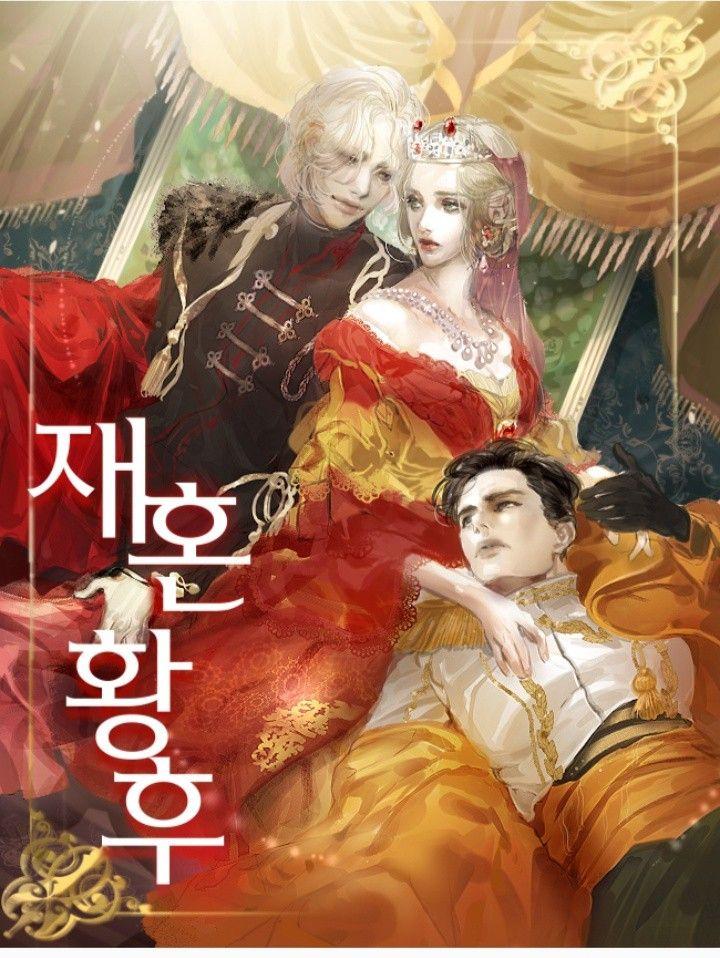 Remarried Empress cover webnovel novel Novel, Gambar