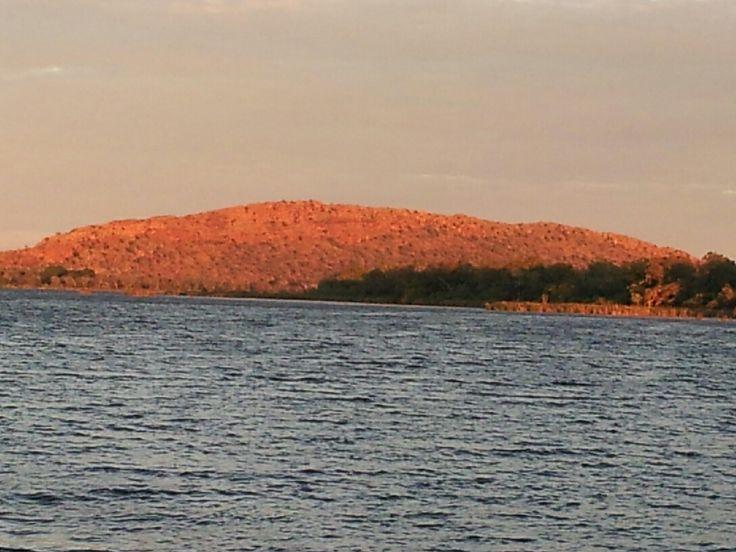 Sunset - Kununurra Lake