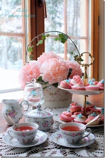 Tea:  Afternoon #tea.