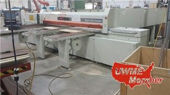 Used Woodworking Machinery: Our national listings for the week of 11-17-2014 include an SCM Horizontal Beam Panel Saw - http://firstchoiceind.net/blog/?p=23274