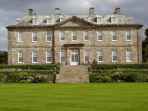 Antony house - this is where Tim Burton's Alice in Wonderland was filmed - A superb example of an early 18th century mansion. The ancestral home of the Carew family for nearly 600 years, the house contains a wealth of paintings, tapestries and furniture and is set in stunning parkland