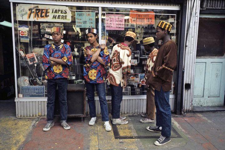 Harlem, la culture des 70s   NOVAPLANET