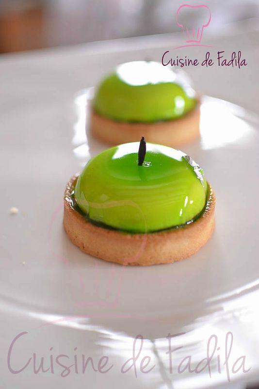 Croquez la pom' : Tartelette Granny Smith (inspiration ...