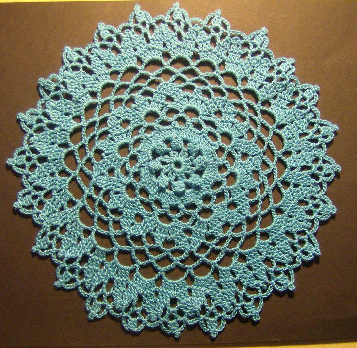 195 best Crochet Doilies I\'ve Made images on Pinterest | Crochet ...