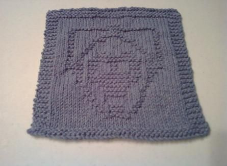 338 Best Knitted Washcloth Images On Pinterest Knit Patterns