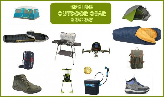 Outdoor Gear Review - Spring