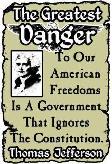 Freedom in the U.S has many effects?