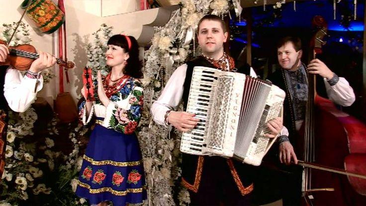 """Свадебная народная музыка (""""Хуторяне"""") Киев"""