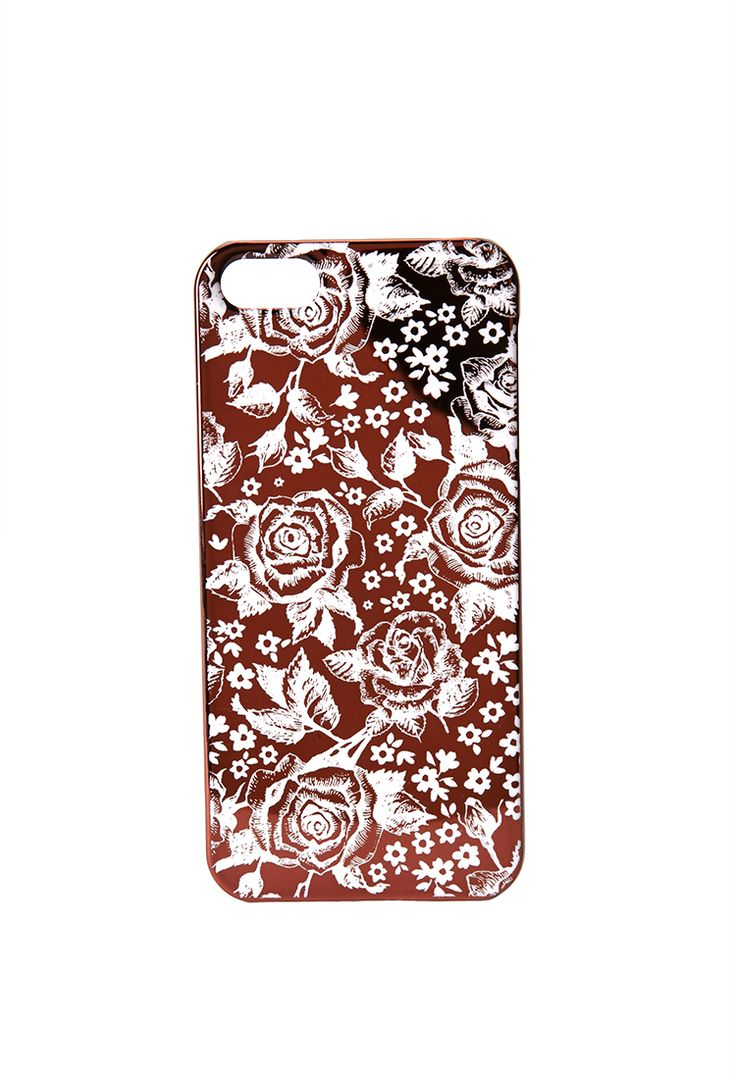 enchanted rose phone case forever21 accessories tech floral cute cases pinterest. Black Bedroom Furniture Sets. Home Design Ideas