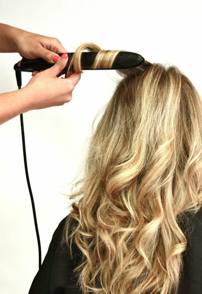 Exceptionnel Plus de 25 idées uniques dans la catégorie Friser les cheveux avec  HR08