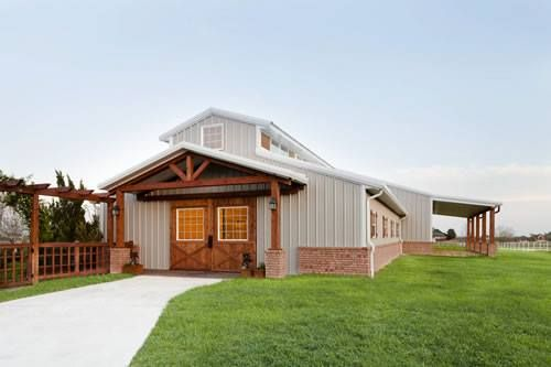 95 best images about metal building living on pinterest for Metal building house plans texas