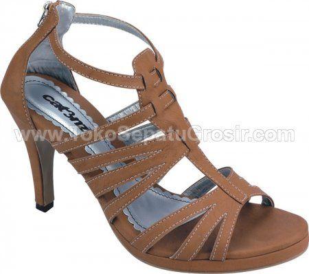 High Heels Murah (TA 329) | Sandal High Heels Catenzo • Toko Sepatu Grosir