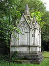 Algemene Begraafplaats: Grafmonument voor de familie Dudok van Heel in Bussum | Monument - Rijksmonumenten.nl