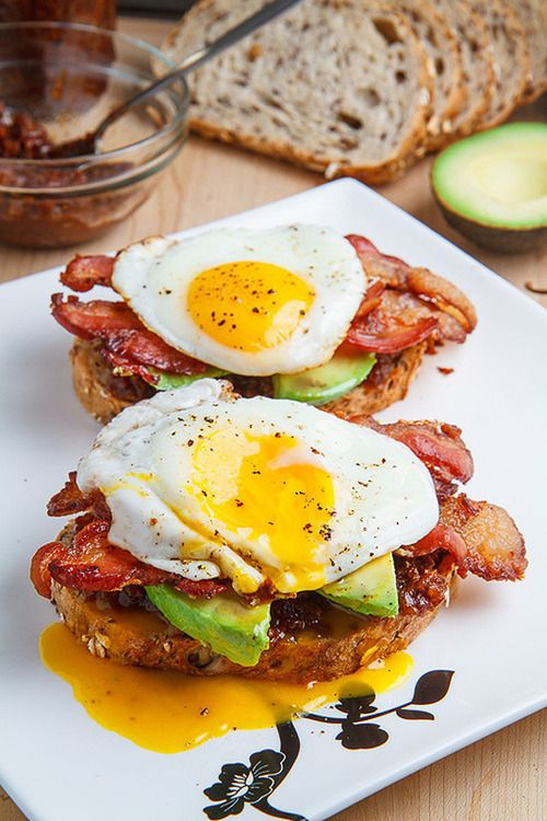 Healthy breakfast haha
