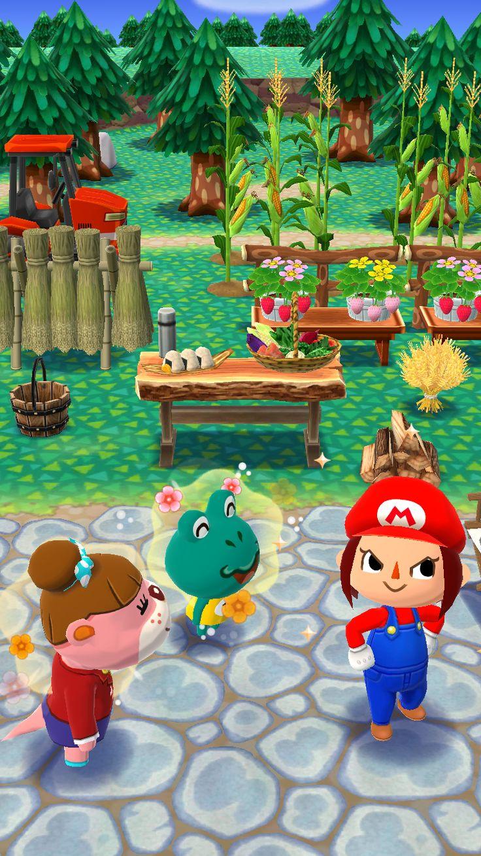 Pin de Laura Lopez en Animal Crossing Pocket Camp