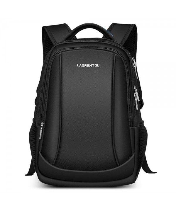c953da56d5d30 Men Laptop Backpack Women Business Travel Bag Multifunctional ...