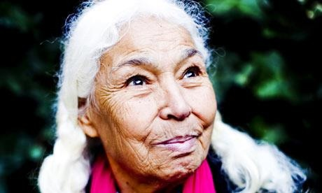 """They said, 'You are a savage and dangerous woman.' I am speaking the truth. And the truth is savage and dangerous."" Nawal El Saadawi."