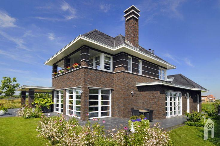 30 beste afbeeldingen over jaren 39 30 woningen op pinterest villa 39 s projecten en met - Ontwerp jaren ...