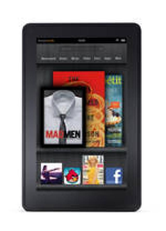 Amazon Kindle Fire Review: Image © Amazon, Inc.