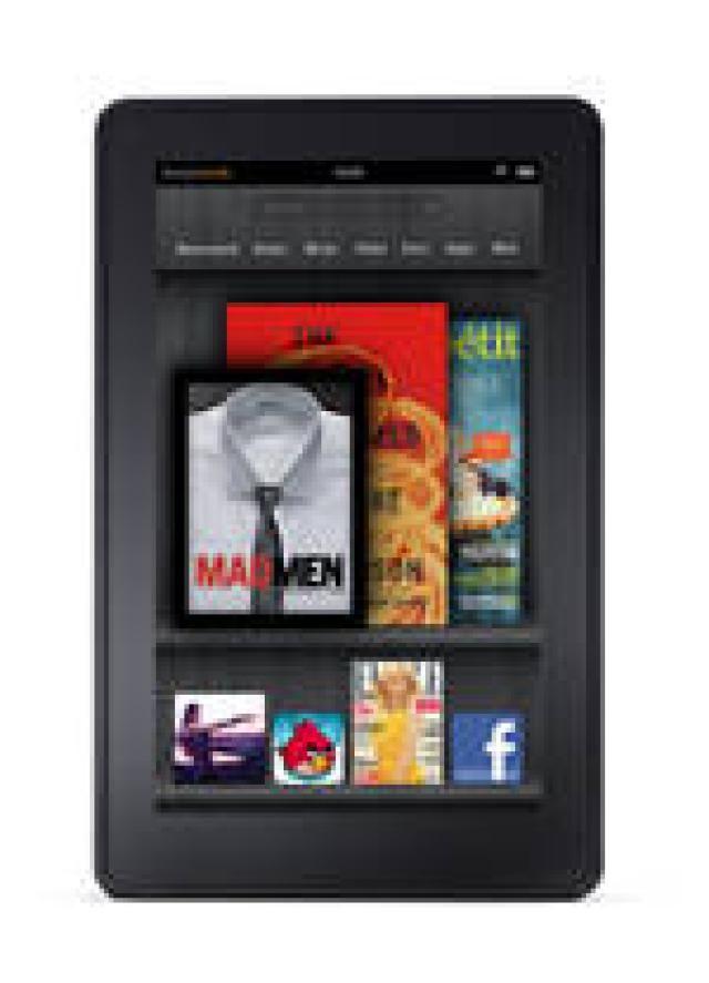 Amazon Kindle Fire Review: Image © Amazon, Inc.