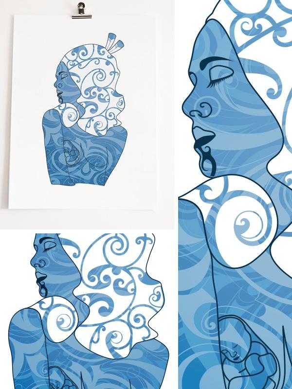 Mana Wahine Series 2012/2013: Te Moana (The Ocean)