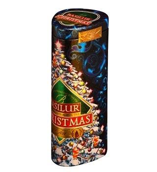 Julete fra Basilur te i flot jule dåse.