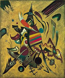 Wassily Kandinsky - Wikipedia, the free encyclopedia Points, 1920, 110.3 × 91.8 cm, Ohara Museum of Art