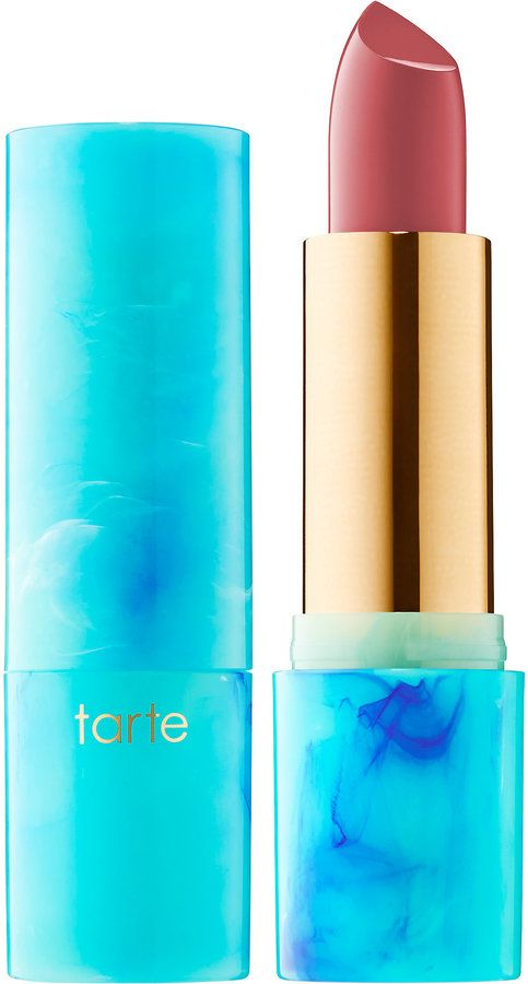 tarte Rainforest of The Sea Color Splash Lipstick, new in 24 shades for spring 2017