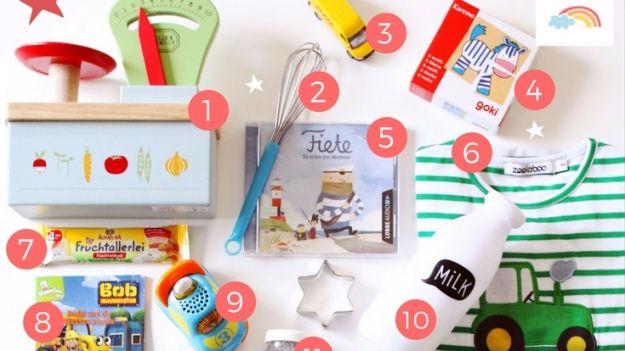 Adventskalender für Kinder füllen 24 Ideen für 3Jährige
