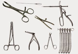 Surgical Operating Room Instrument Checklist
