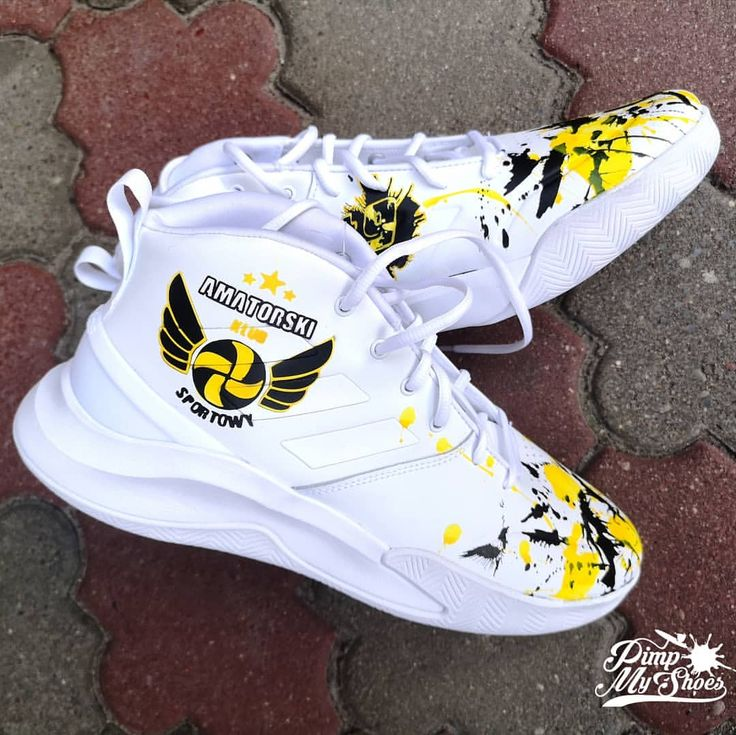 Custom Sneaker By Pimpmyshoesofficial In 2021 Behind The Scenes Scenes Scene