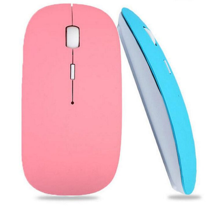 2.4G Gaming Mouse Gamer Wireless Mice Ultra-thin Mouse Wireless USB Receiver Ratones PC for Laptop Notebook PC Desktop Computer