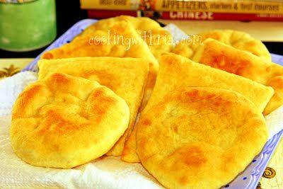 Trini Fried Bake yummmmmmmm carbs #trinidad #bake   Caribbean cooking ...