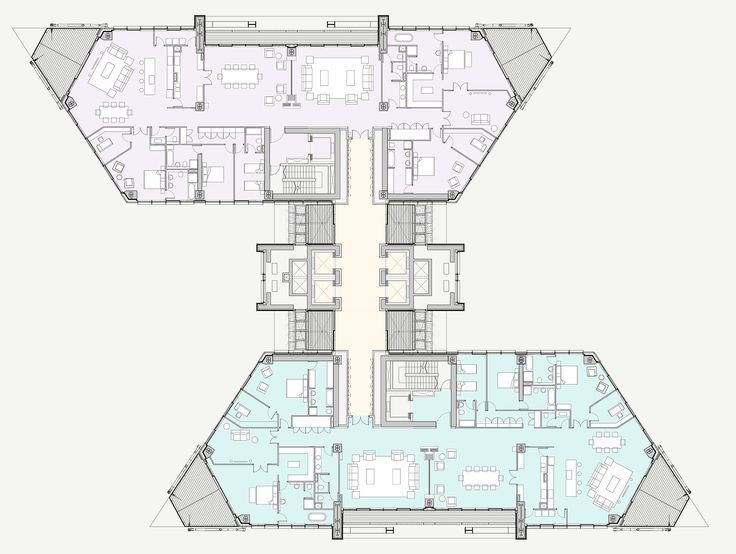Gallery · Projects · Rogers Stirk Harbour + Partners  ~ Great pin! For Oahu architectural design visit http://ownerbuiltdesign.com