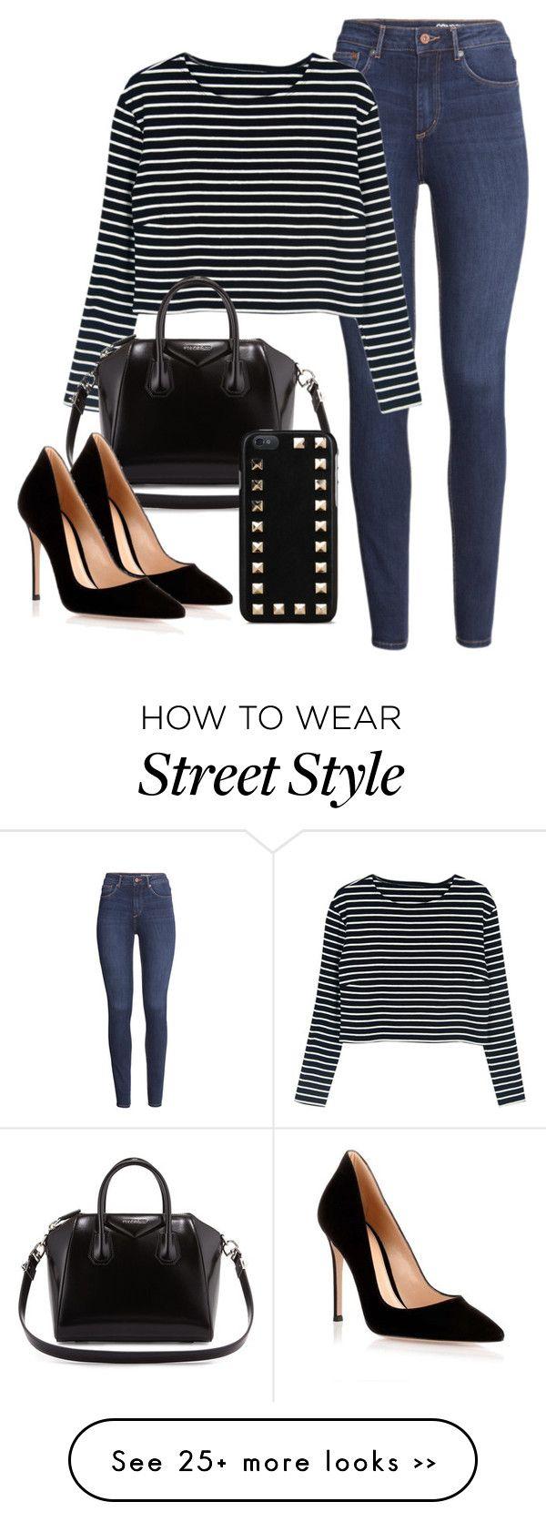 """Street Style #62"" by elizabethk on Polyvore"