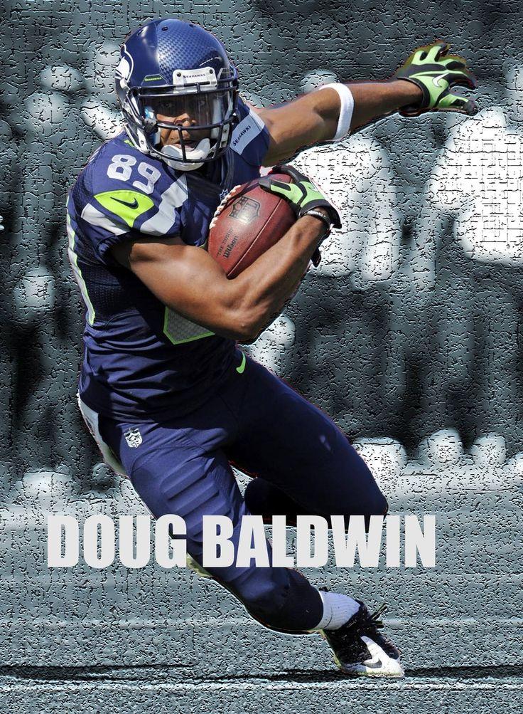 Doug Baldwin, Seattle Seahawks