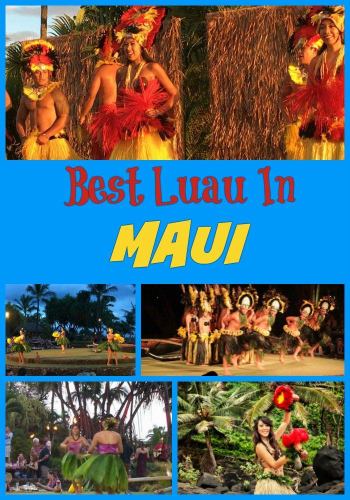 Reviews of the Best Luau in Maui, Hawaii - Old Lahaina, Royal Lahaina, Kaanapali Sunset, The Feast at Lele, Wailele Polynesian Luau, The Grand Luau at Honua'ula and more
