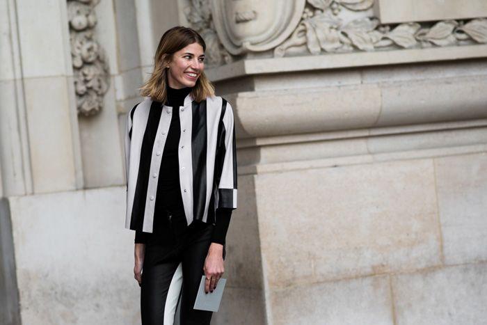 Veronika Heilbrunner, editora de moda de MyTheresa.com