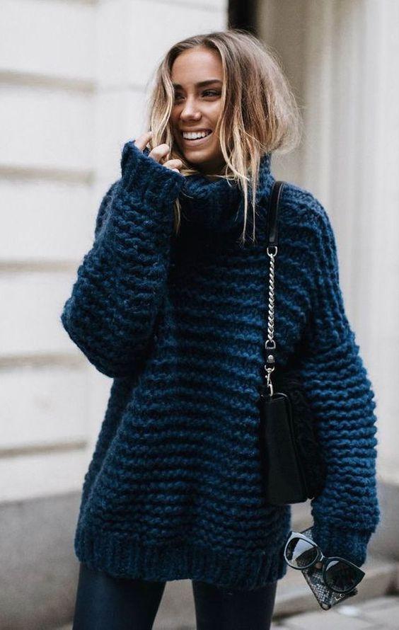 miglior sito web d0850 82fc9 maglioni colorati per l'inverno 2018 | Knitting!!! nel 2019 ...