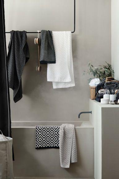 bathroom ideas home decor inspiration modern style grey walls