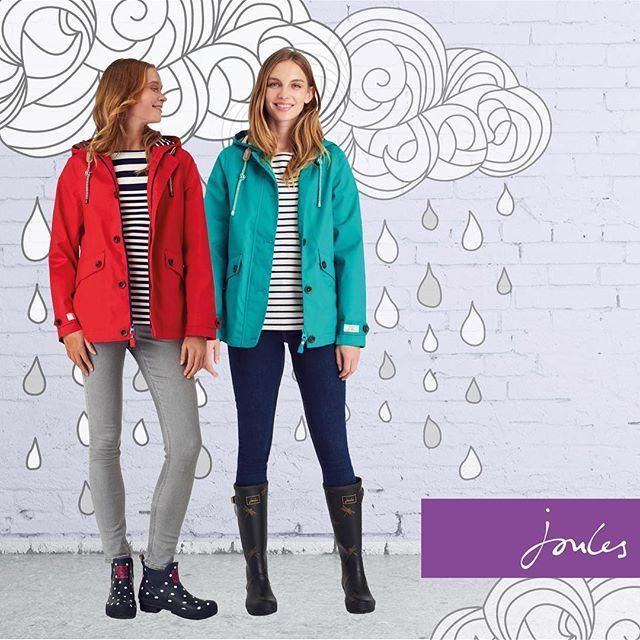 💕Forkæl dig selv, på en trist regnvejrsdag, med en af de farverige regnjakker fra Joules. Se de skønne jakker, ved at følge linket i bio. ☔️💕#mustus #joules #jakker #tøj #inspiration #forår #svendborg #farver #regnvejr #gråtvejr #forkælelse