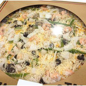 シーフードピザ 40cm