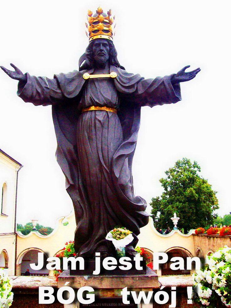 Jam jest Pan Bóg twój