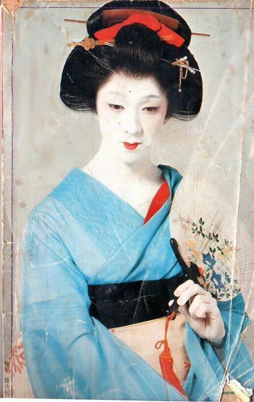 Can 183cm guy wear FEMALE KIMONOS? I ask this... - tanuki ...