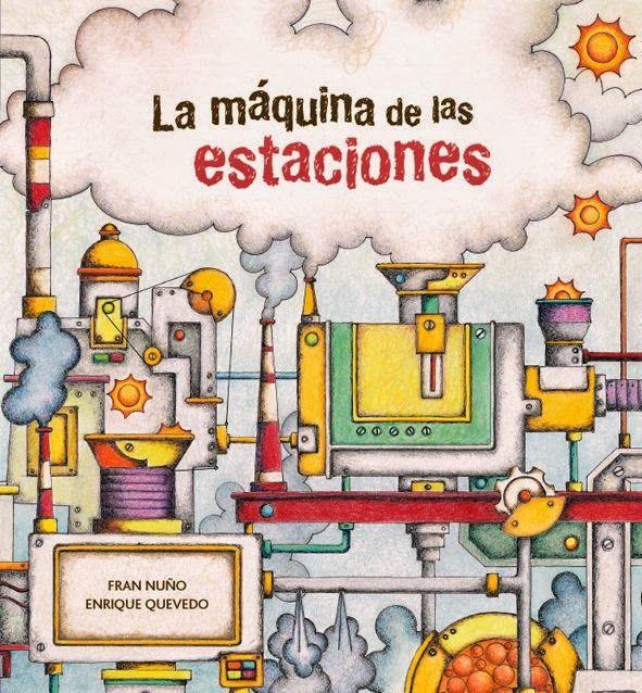 """""""La máquina de las estaciones"""" - Fran Nuño (Almadraba) #democracia"""