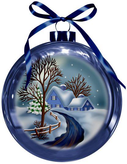 82 best ornaments clipart images on pinterest diy - Decoration boule de noel en polystyrene ...