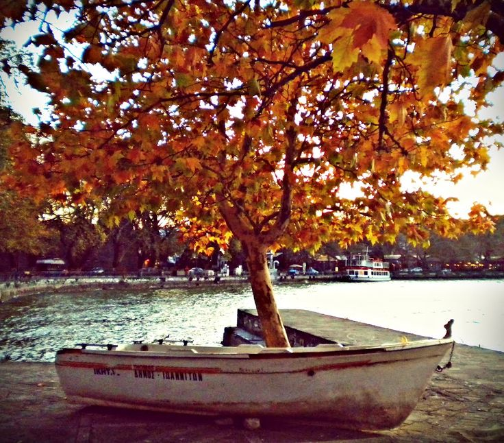 #Ioannina #Greece #lake #South_Greeece  #hellenicdutyfreeshops