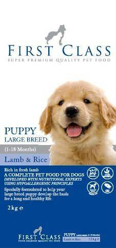 First Class Large Breed Puppy Lamb Rice Etli İri Irk Yavru Köpek Maması 2kg http://www.avistanbul.com.tr/asp/product/62671/First-Class-Large-Breed-Puppy-Lamb-Rice-Etli-Iri-Irk-Yavru-Kopek-Mamasi-2kg